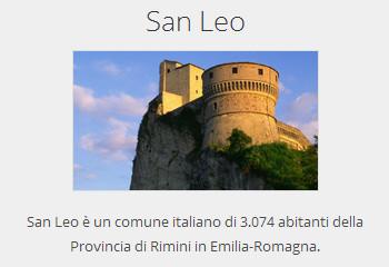 Comune di San Leo